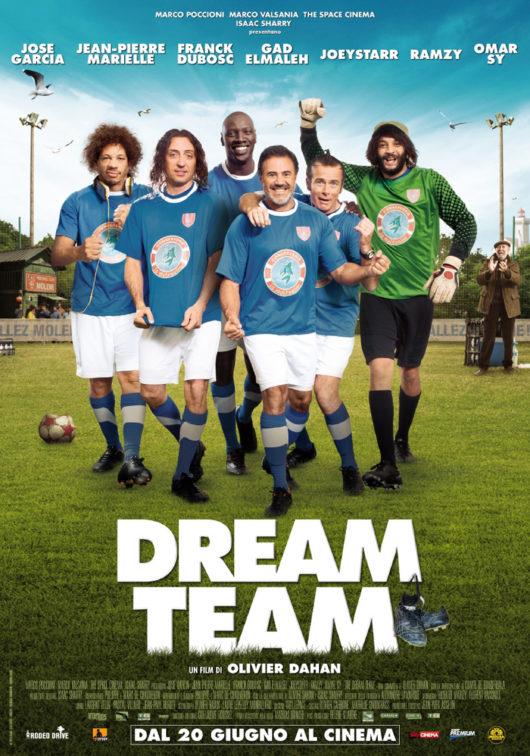 Locandina Dream team